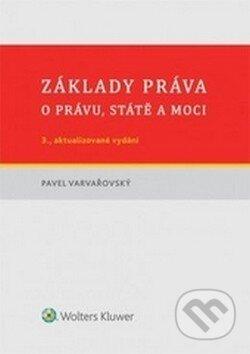 Základy práva - Pavel Varvařovský