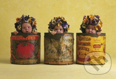 Deti v konzervách - Anne Geddes