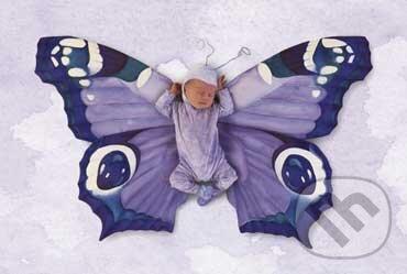Motýľ - Anne Geddes