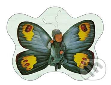 Carlin ako motýľ - Anne Geddes
