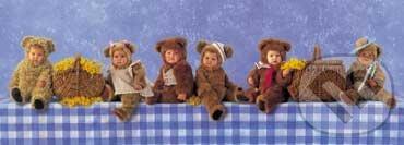 Piknik medvedíkov - Anne Geddes