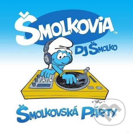 DJ Šmolko: Šmolkovská párty - DJ Šmolko