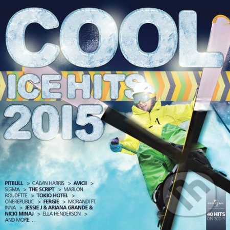 Various Artists: COOL ICE HITS 2015 - Various Artists