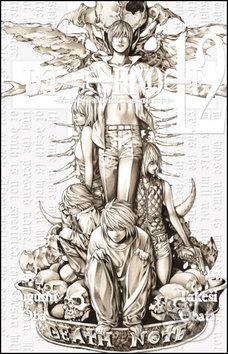 Death Note 12 - Zápisník smrti - Cugumi Óba