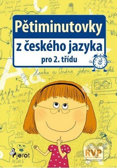 Pětiminutovky z českého jazyka pro 2. třídu - Petr Šulc