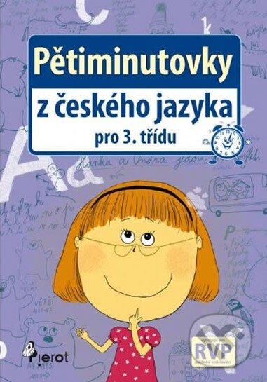 Pětiminutovky z českého jazyka pro 3. třídu - Petr Šulc