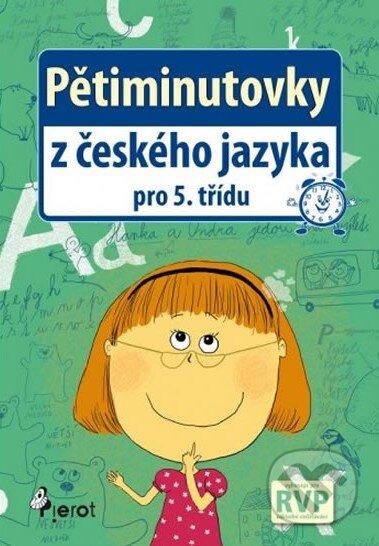 Pětiminutovky z českého jazyka pro 5. třídu - Petr Šulc