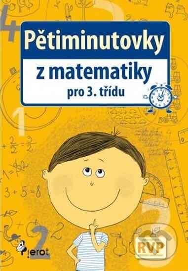 Pětiminutovky z matematiky pro 3. třídu - Petr Šulc