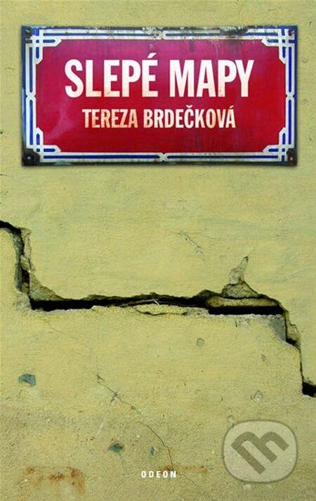 Slepé mapy - Tereza Brdečková