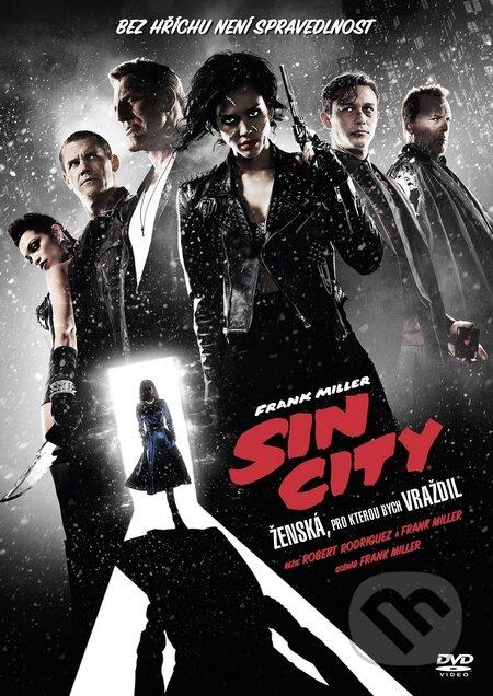 Sin City: Ženská, pro kterou bych vraždil DVD
