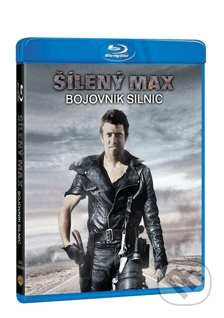 Šílený Max 2: Bojovník silnic BLU-RAY