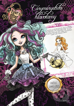 Ever After High: Čárymárystické hlavolamy -