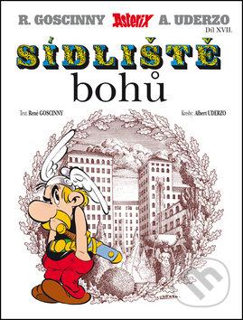 Asterix Sídliště bohů (Díl XXII.) - René Goscinny, Albert Uderzo