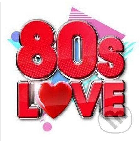 V.A. : 80\'s Love -