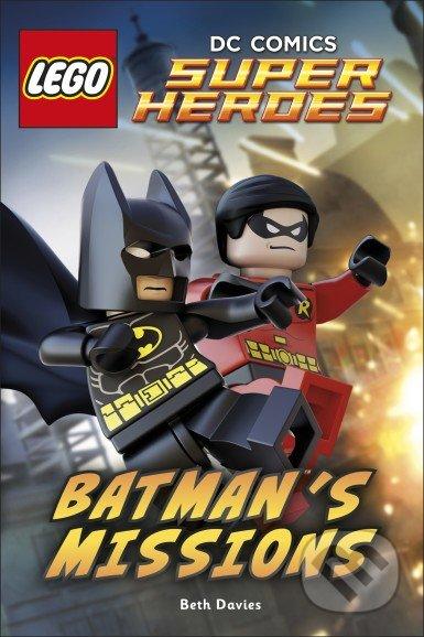 DC Comics Super Heroes: Batman\'s Missions - Beth Davies