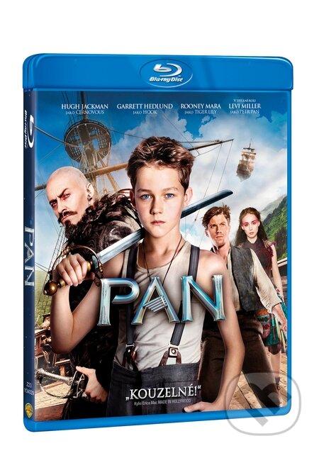 Pan BLU-RAY