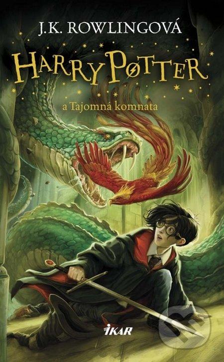 Harry Potter a Tajomná komnata (Kniha 2) - J.K. Rowling