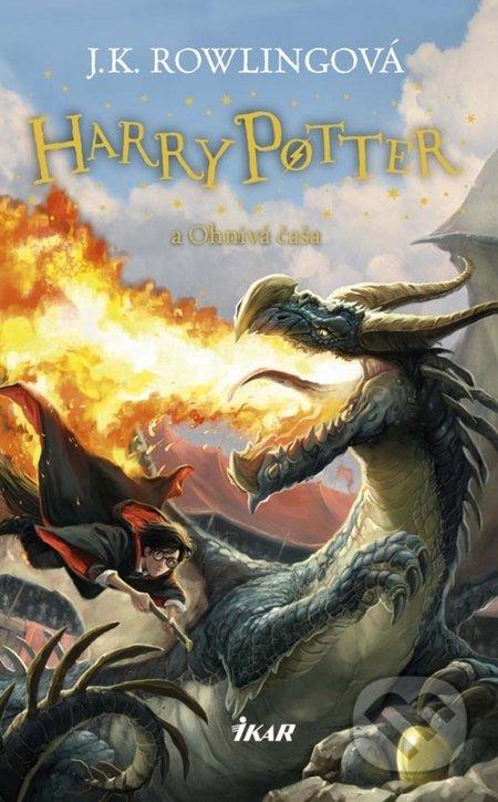 Harry Potter a Ohnivá čaša (Kniha 4) - J.K. Rowling