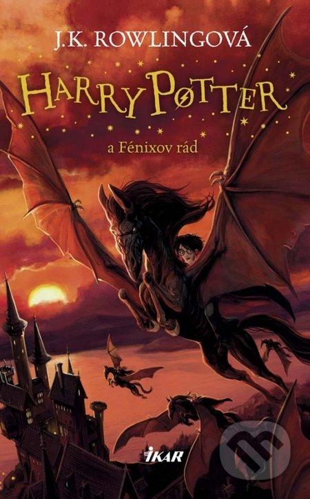 Harry Potter a Fénixov rád (Kniha 5) - J.K. Rowling