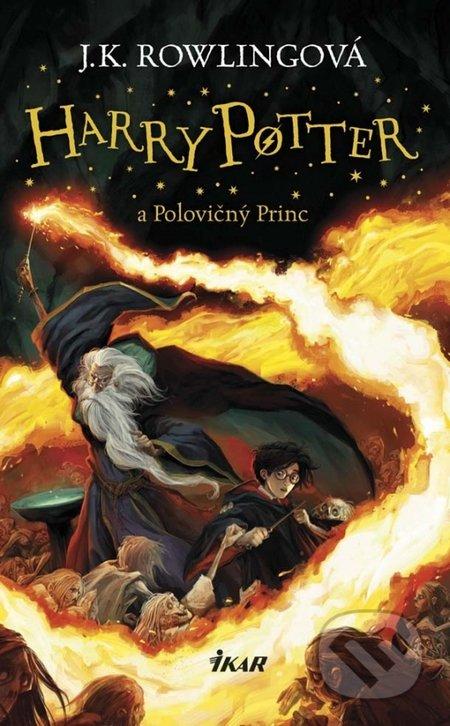 Harry Potter a Polovičný princ (Kniha 6) - J.K. Rowling