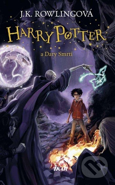 Harry Potter a Dary smrti (Kniha 7) - J.K. Rowling