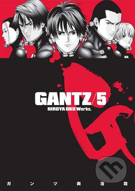 Gantz 5 - Hiroja Oku