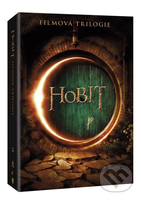 Hobit kolekce 1.-3. DVD