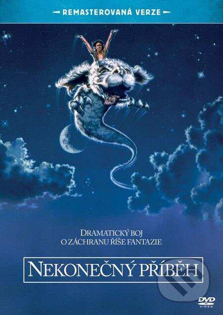 Nekonečný příběh (remasterovaná verze) DVD