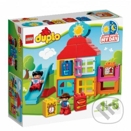 LEGO DUPLO 10616 Môj prvý domček na hranie -