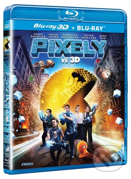 Pixely 3D BLU-RAY3D