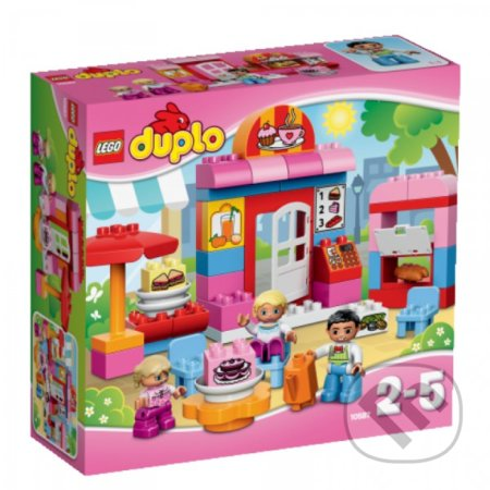 LEGO DUPLO 10587 Kaviareň -