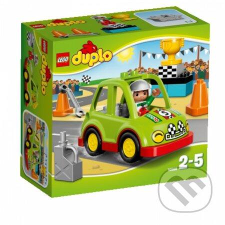 LEGO DUPLO 10589 Pretekárske auto -