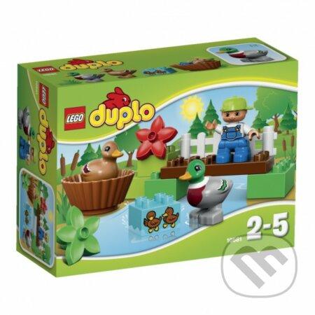 LEGO DUPLO 10581 Divé kačky -