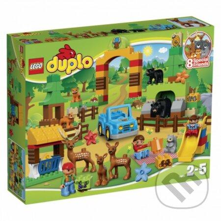 LEGO DUPLO 10584 Lesopark -
