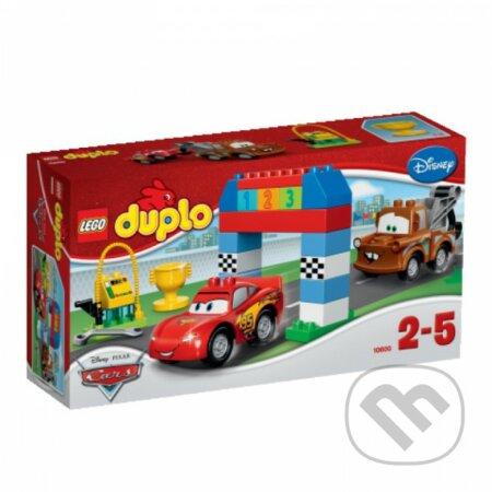 LEGO DUPLO Cars TM10600 Disney Pixar Cars™ – Klasické preteky -