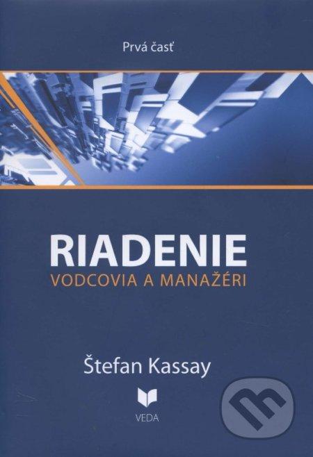 Riadenie 1 - Štefan Kassay