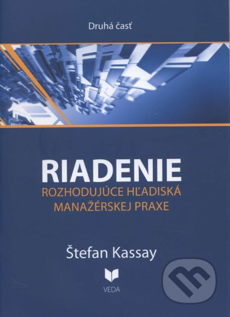 Riadenie 2 - Štefan Kassay