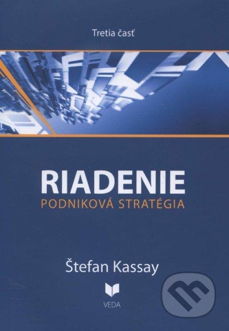 Riadenie 3 - Štefan Kassay