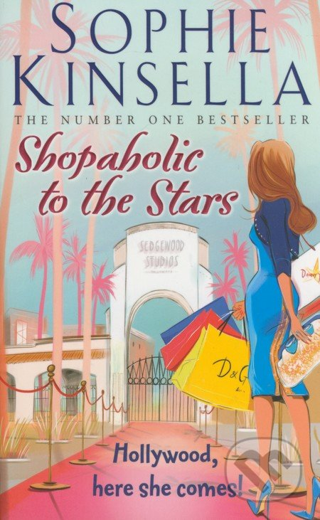 Black Swan Shopaholic to the Stars - Sophie Kinsella