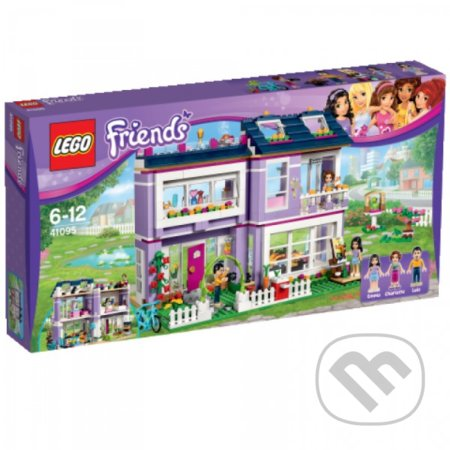 LEGO Friends 41095 Emmin dom -