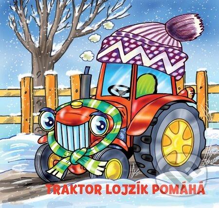 Traktor Lojzík pomáhá - Helena Černohorská