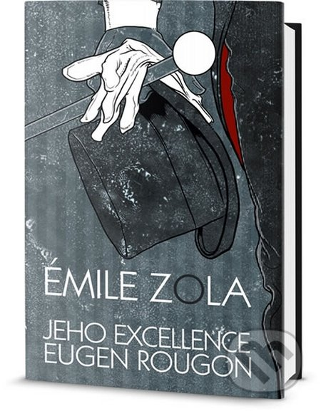 Omega Jeho excelence Eugen Rougon - Émile Zola