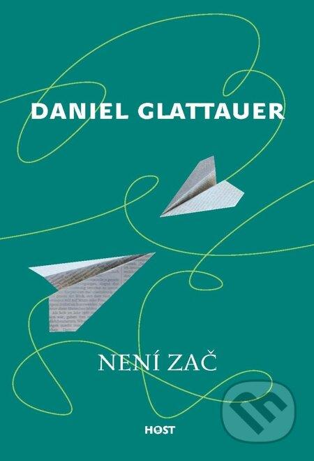 Není zač - Daniel Glattauer