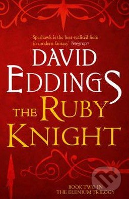 The Ruby Knight - David Eddings
