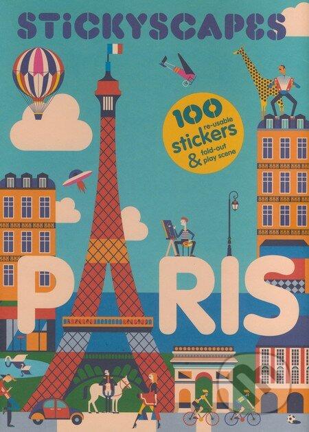 Stickyscapes Paris - Malika Favre