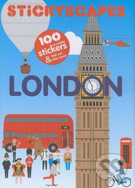 Stickyscapes London - Robert Samuel Hanson
