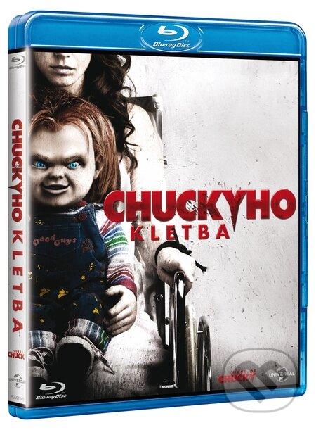 Chuckyho kletba BLU-RAY
