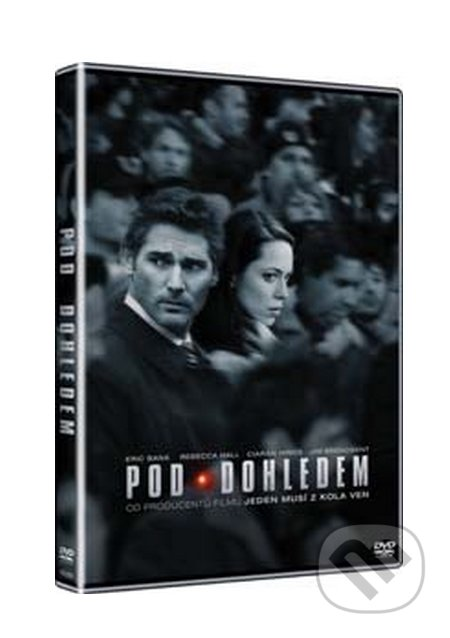Pod dohledem DVD