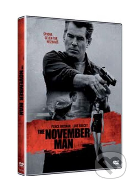 November Man DVD