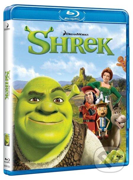 Shrek BLU-RAY